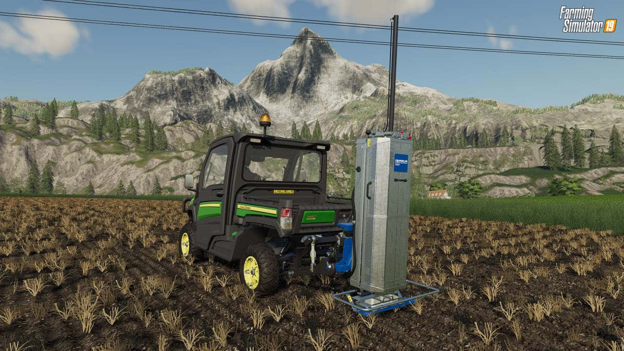 Landwirtschafts-Simulator 19 Percision Farming DLC