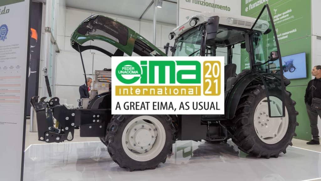 Eima Landtechnik-Messe