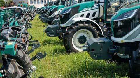 Traktoren von Arbos