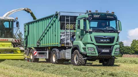 Agrar-Trucks