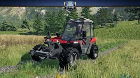 Farming Simulator League Aebi
