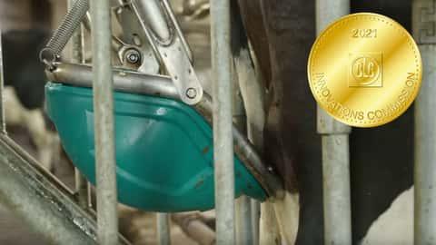 EuroTIer Innovation Awards 2021 Goldmedaille
