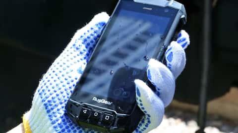 Smartphone Ruggear RG530