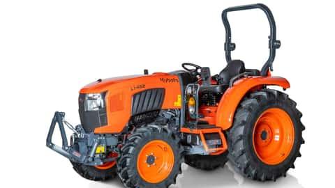 Kubota L1 Kompakttraktor