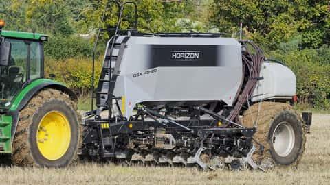 Horizon Agriculture Direktsaatmaschine