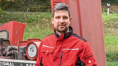 Alexander Bertling, profi-Redakteur