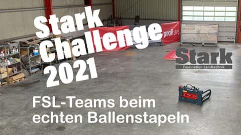 Stark Challenge 2021 Ballenstapeln