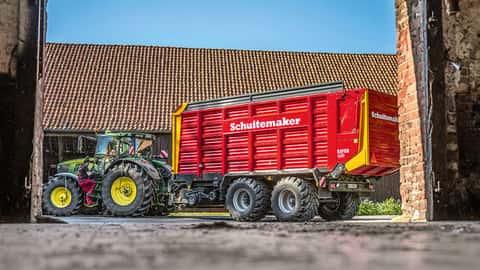 Schuitemaker Kombiladewagen Rapide 6600