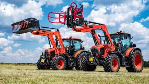 Kubota Traktoren