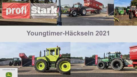 Youngtimer-Häckseln 2021