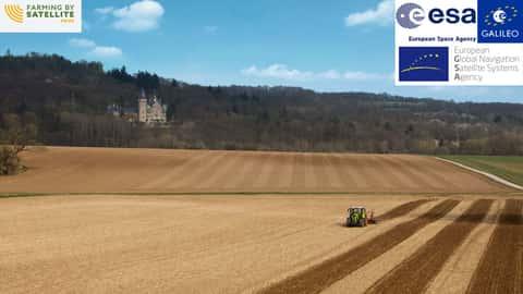 Farming by satellite Ideenwettbewerb