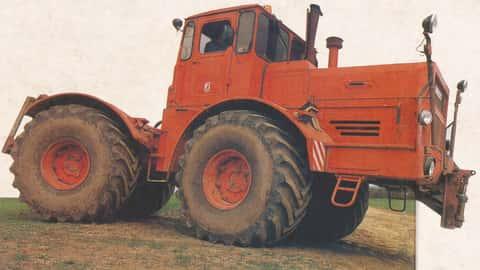 Zugschlepper K 700