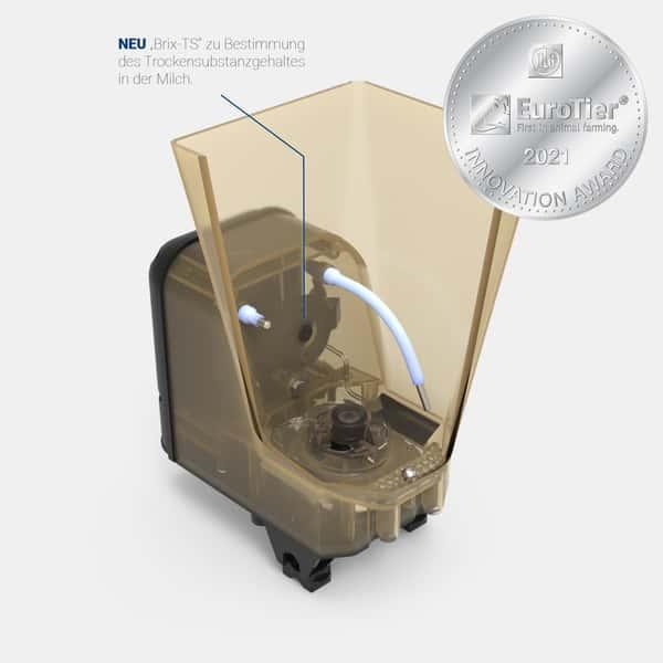 Eurotier Innovation Award Sensor misst Milchqualität bei Kälberfütterung